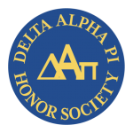 delta alpha honor society