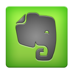 Evernote square logo