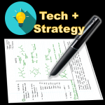 Combining Technology with Note taking Strategy