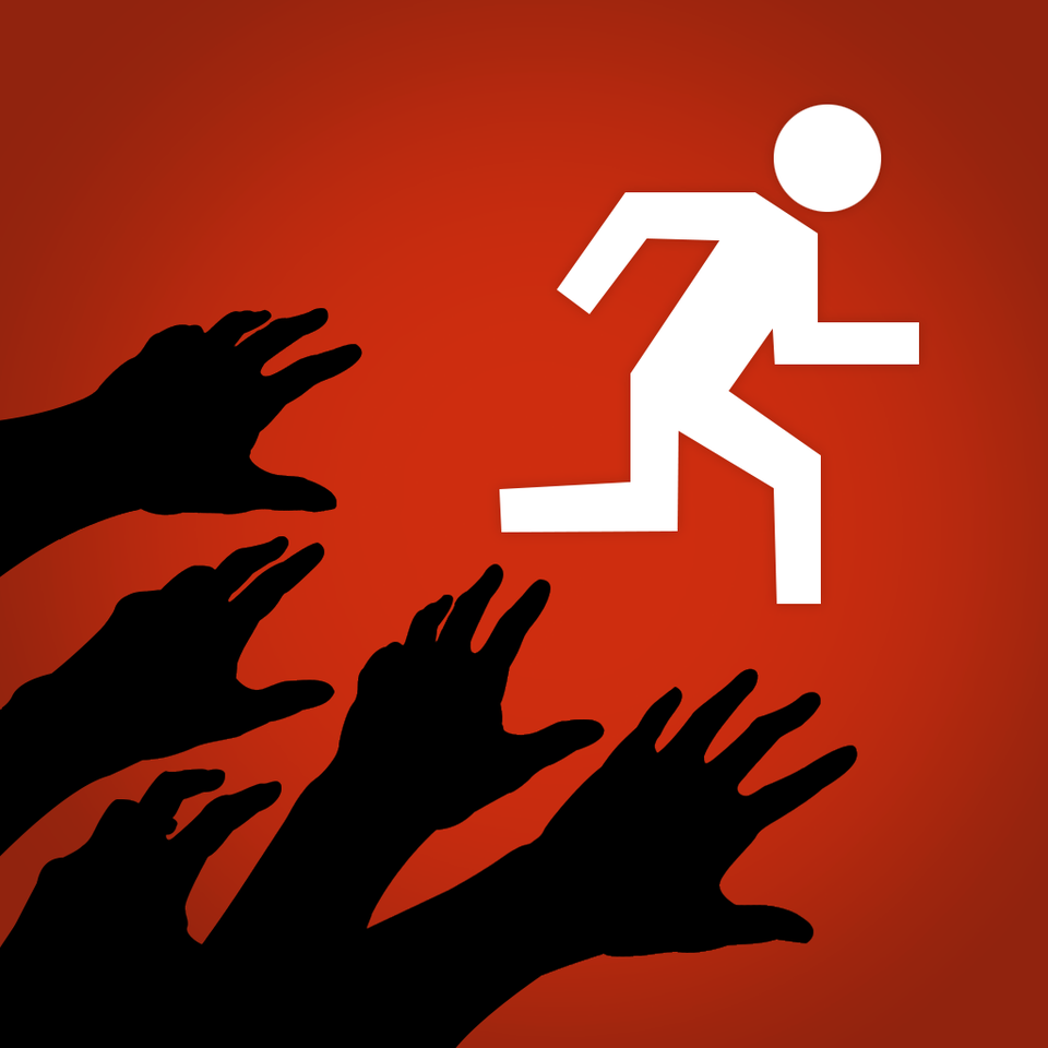 A picture of the Zombies, Run! Logo